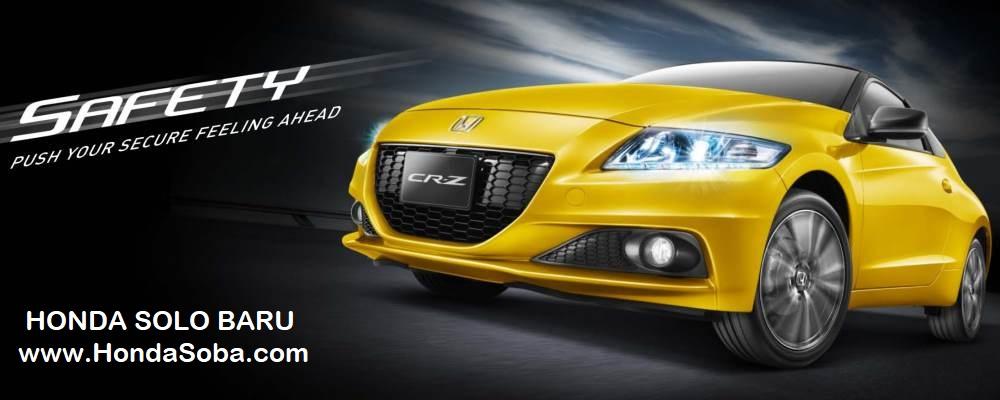 Brosur Honda CR-Z Harga Info Spesifikasi Dealer Showroom Promo Solo Baru Boyolali Sukoharjo Karanganyar Wonogiri Sragen Klaten-12